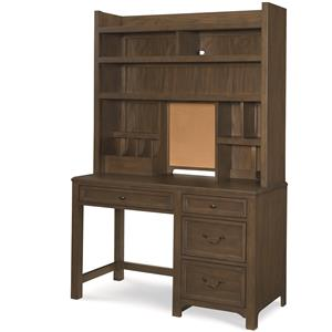 Legacy Classic Kids Kenwood Desk and Hutch