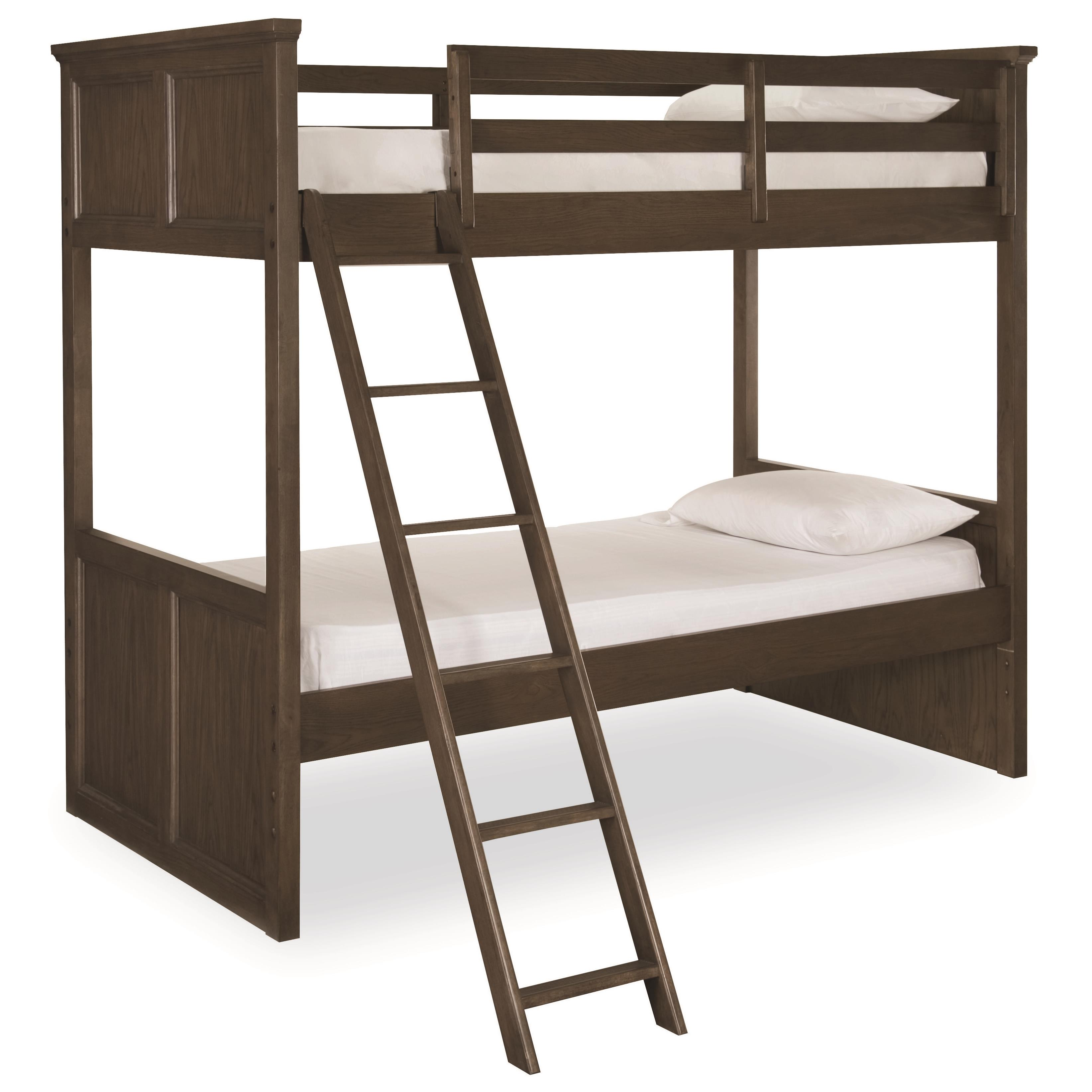 Legacy Classic Kids Kenwood Twin Over Twin Bunk Bed - Item Number: 4800-8510K