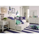 Legacy Classic Kids Lake House Twin Daybed Bedroom Group - Item Number: 8971 T Bedroom Group 1