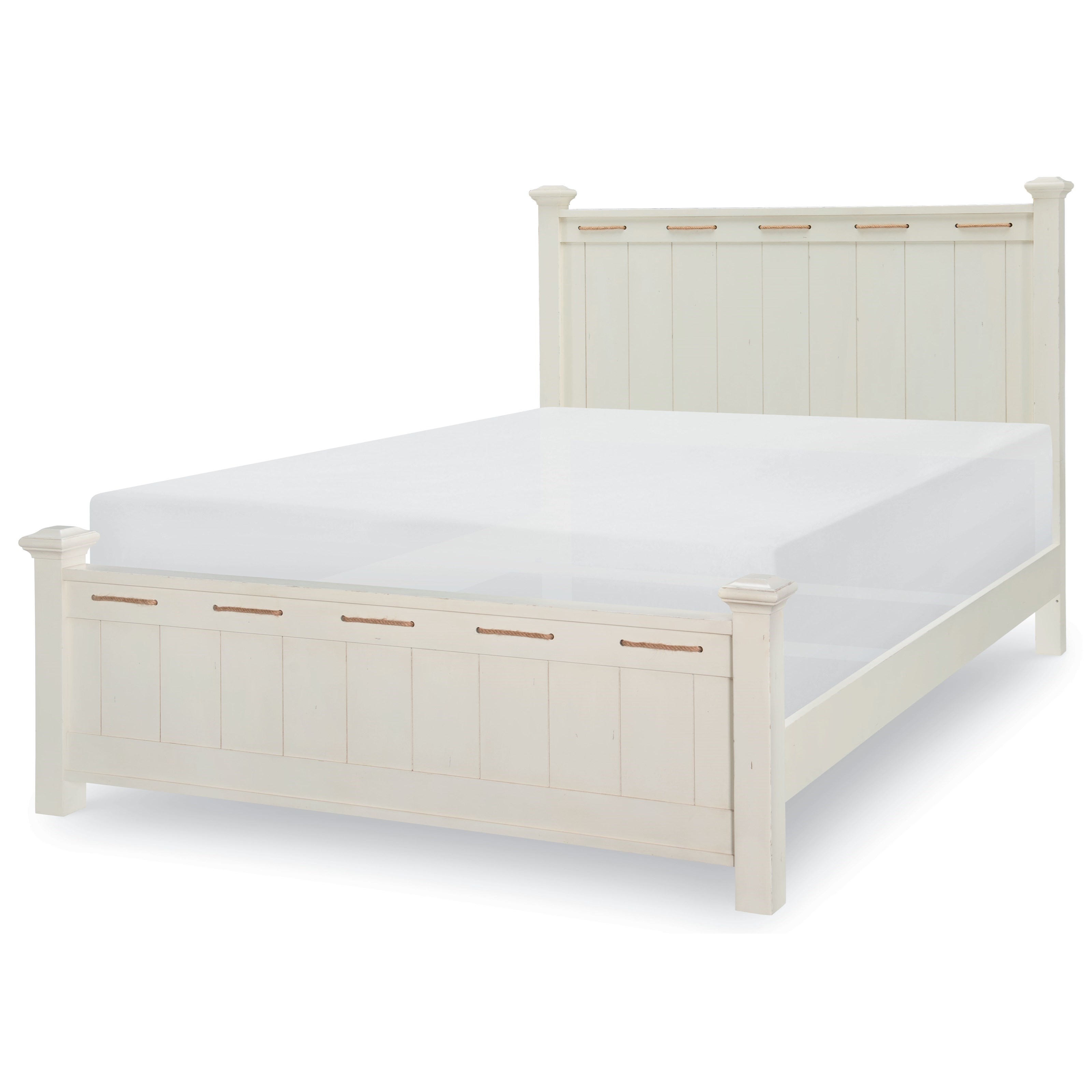 Lake House Queen Low Post Bed by Legacy Classic Kids at Johnny Janosik