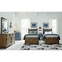 Legacy Classic Kids Lake House Twin Bedroom Group - Item Number: 8974 T Bedroom Group 2