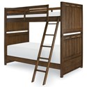 Legacy Classic Kids Lake House Twin over Twin Bunk Bed - Item Number: 8974-8110K