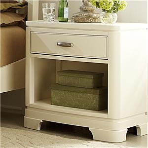 Legacy Classic Kids Park City White Nightstand