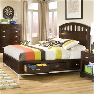 Legacy Classic Kids Park City Twin Platform Storage Bed