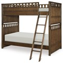 Legacy Classic Kids Sawyers Mill Twin over Twin Bunk Bed  - Item Number: 7860-8110K