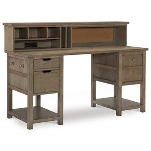 Legacy Classic Kids Study Hall Jr. Executive Hutch Desk
