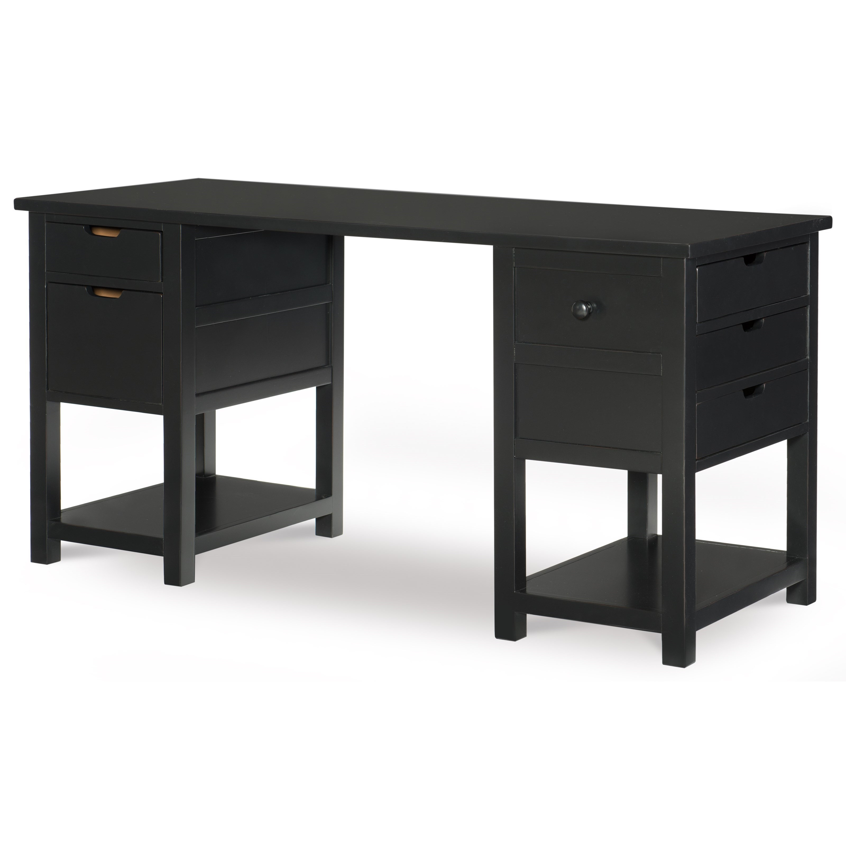 Study Hall Jr. Executive Desk by Legacy Classic Kids at Jacksonville Furniture Mart