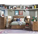 Legacy Classic Kids Summer Camp Full Bedroom Group - Item Number: 0832 F Bedroom Group