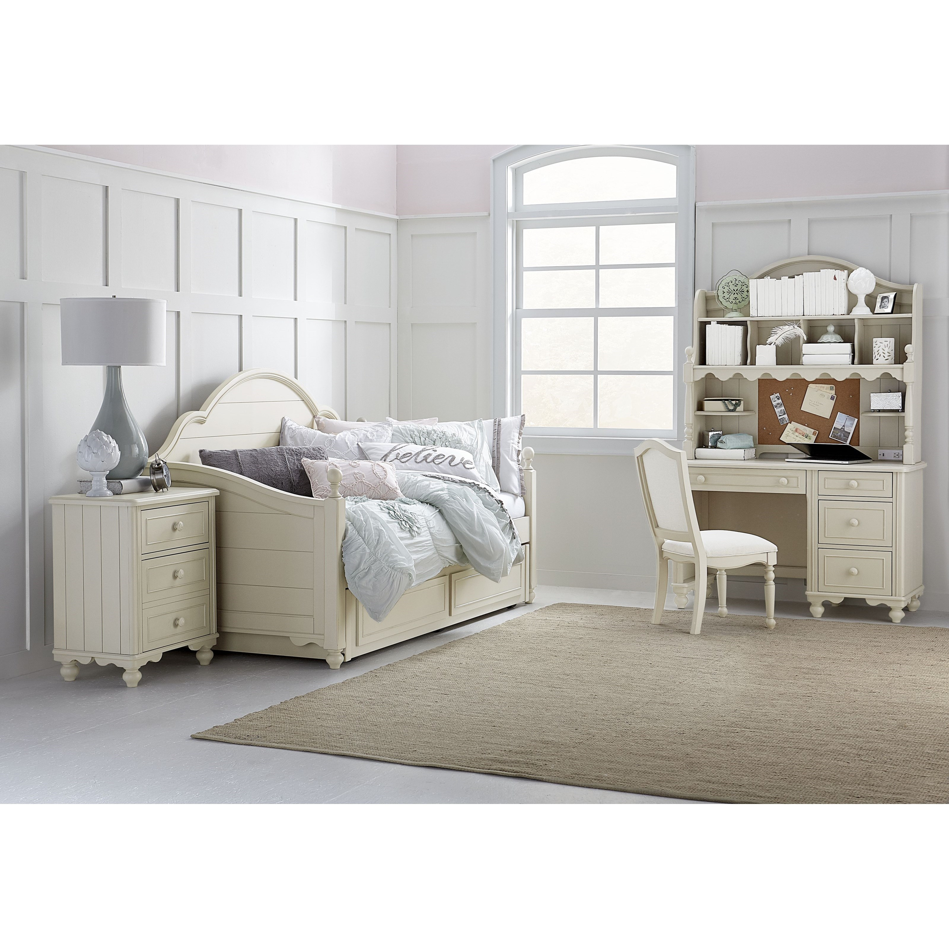 Legacy Classic Kids Summerset Panel Daybed With Trundle Belfort Furniture Daybeds