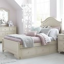 Legacy Classic Kids Summerset Full Bed with Storage Drawer - Item Number: 6842-4204K+9300