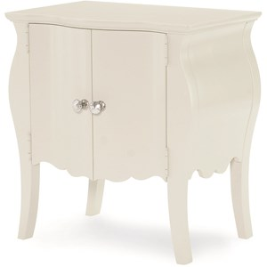 Legacy Classic Kids Tiffany Door Night Stand