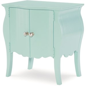 Legacy Classic Kids Topaz Topaz 2-Door Night Stand