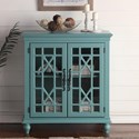 Legends Furniture Anthology Meghan Blue Chest - Item Number: ZACC-9006