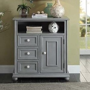 Legends Furniture Anthology Cookie Console Chest