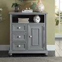 Legends Furniture Anthology Cookie Console Chest - Item Number: ZACC-9070