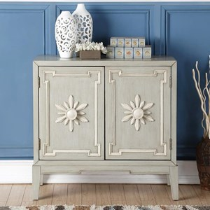 Legends Furniture Anthology Estrella Grey Chest