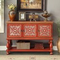 Legends Furniture Anthology Rosie Red Console - Item Number: ZACC-9155