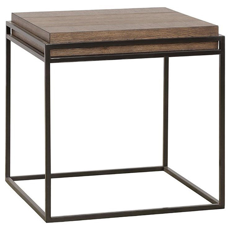 Arcadia End Table by Legends Furniture at EFO Furniture Outlet