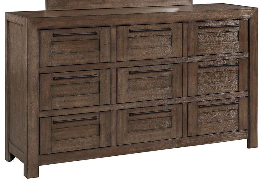 Arcadia Dresser by Legends Furniture at Home Furnishings Direct