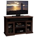 Legends Furniture Ashton Place 54-Inch Tall TV Cart - Item Number: AP1327.DNC