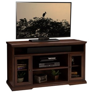 Legends Furniture Ashton Place 62-Inch Tall TV Cart