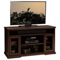 Legends Furniture Ashton Place 62-Inch Tall TV Cart - Item Number: AP1328.DNC