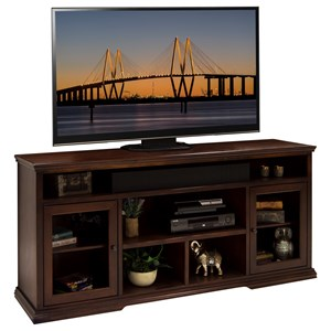 Legends Furniture Ashton Place 74-Inch Tall TV Cart