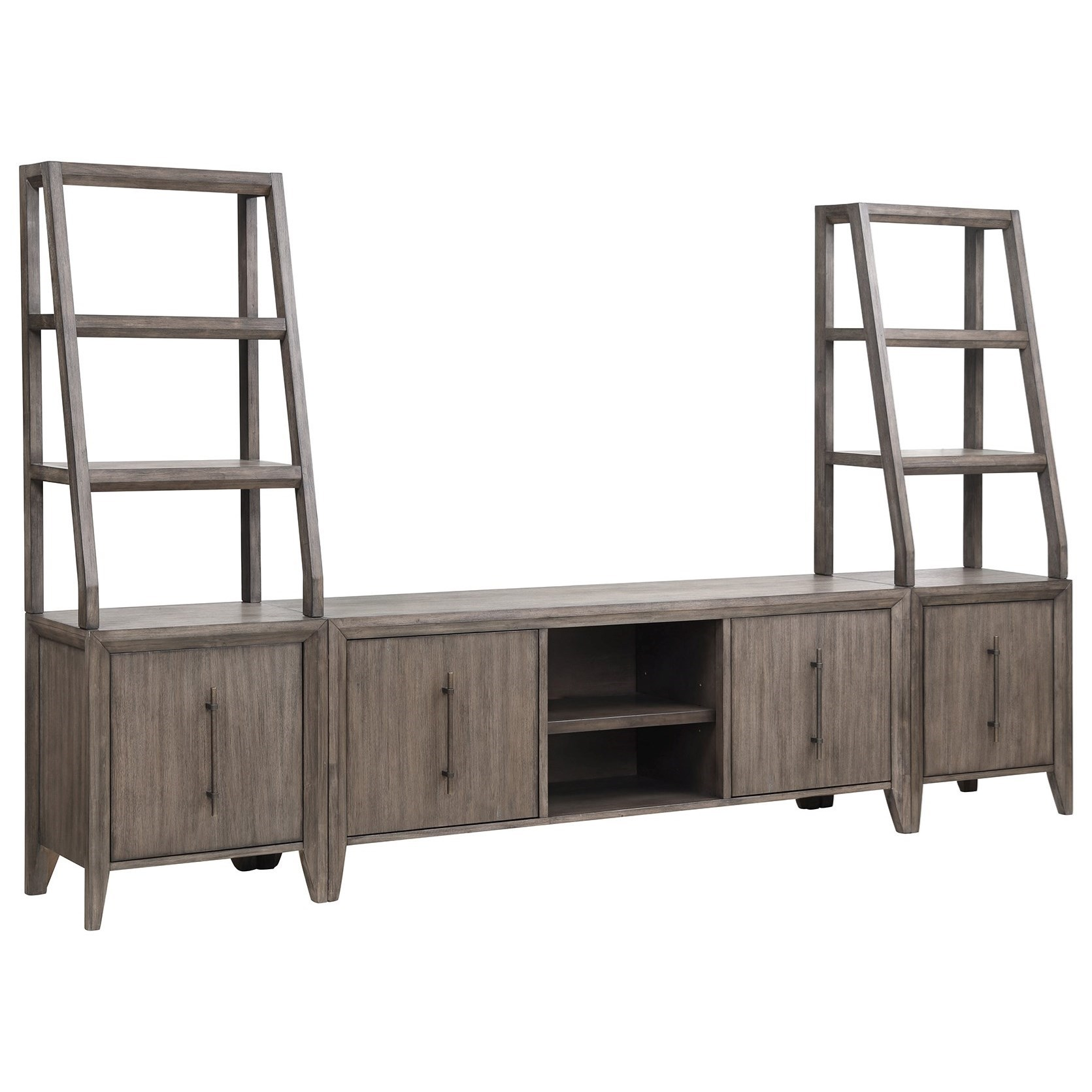 Avana Entertainment Wall Unit by Legends Furniture at EFO Furniture Outlet