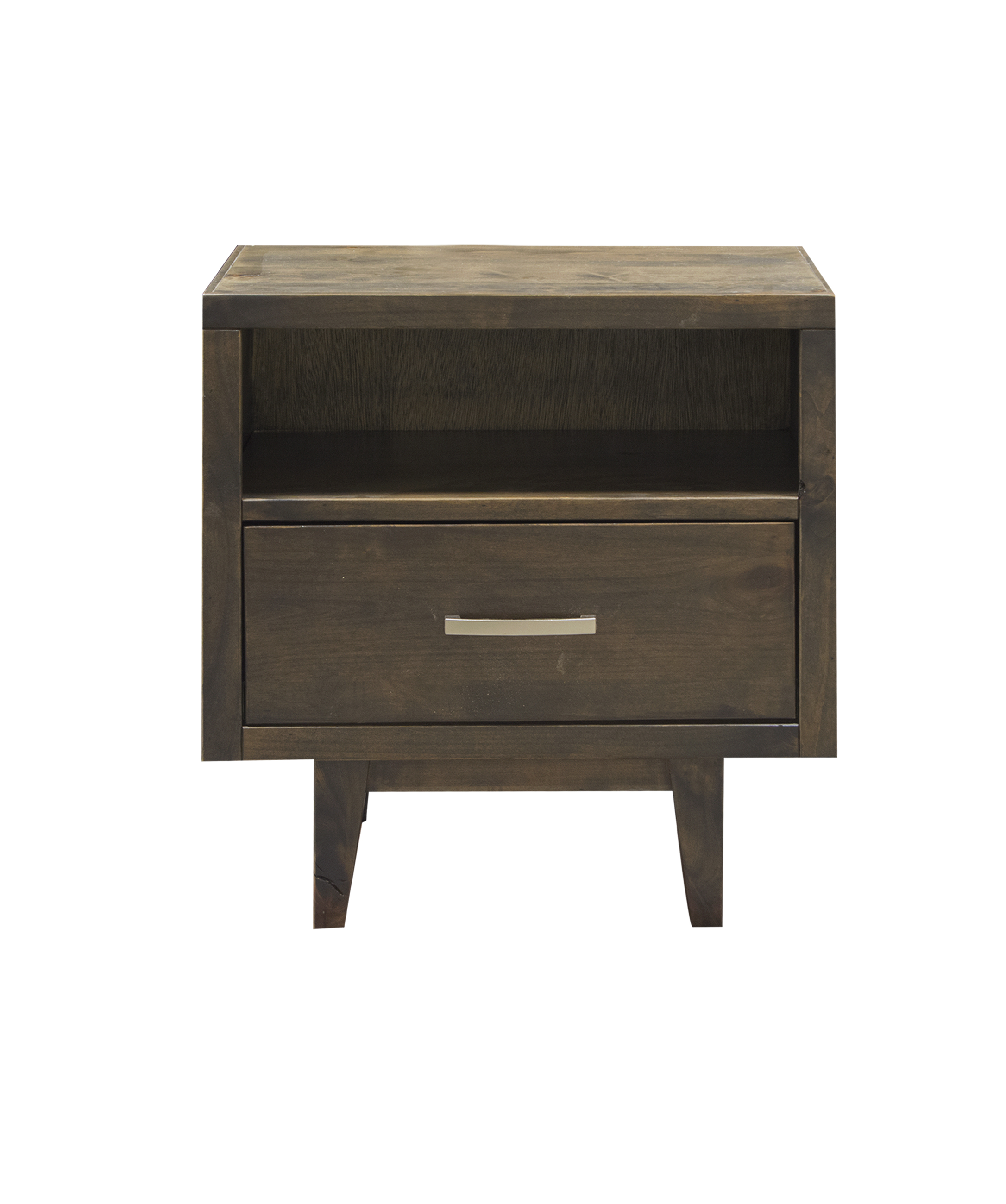Legends Furniture Avondale One Drawer Nightstand - Item Number: AV7106-CHR