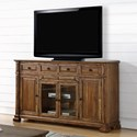 Legends Furniture Barclay TV Console - Item Number: ZBCL-1772