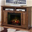 Vendor 1356 Barclay Fireplace Media Center - Item Number: ZBCL-1900