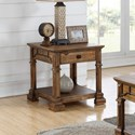 Legends Furniture Barclay End Table - Item Number: ZBCL-4100