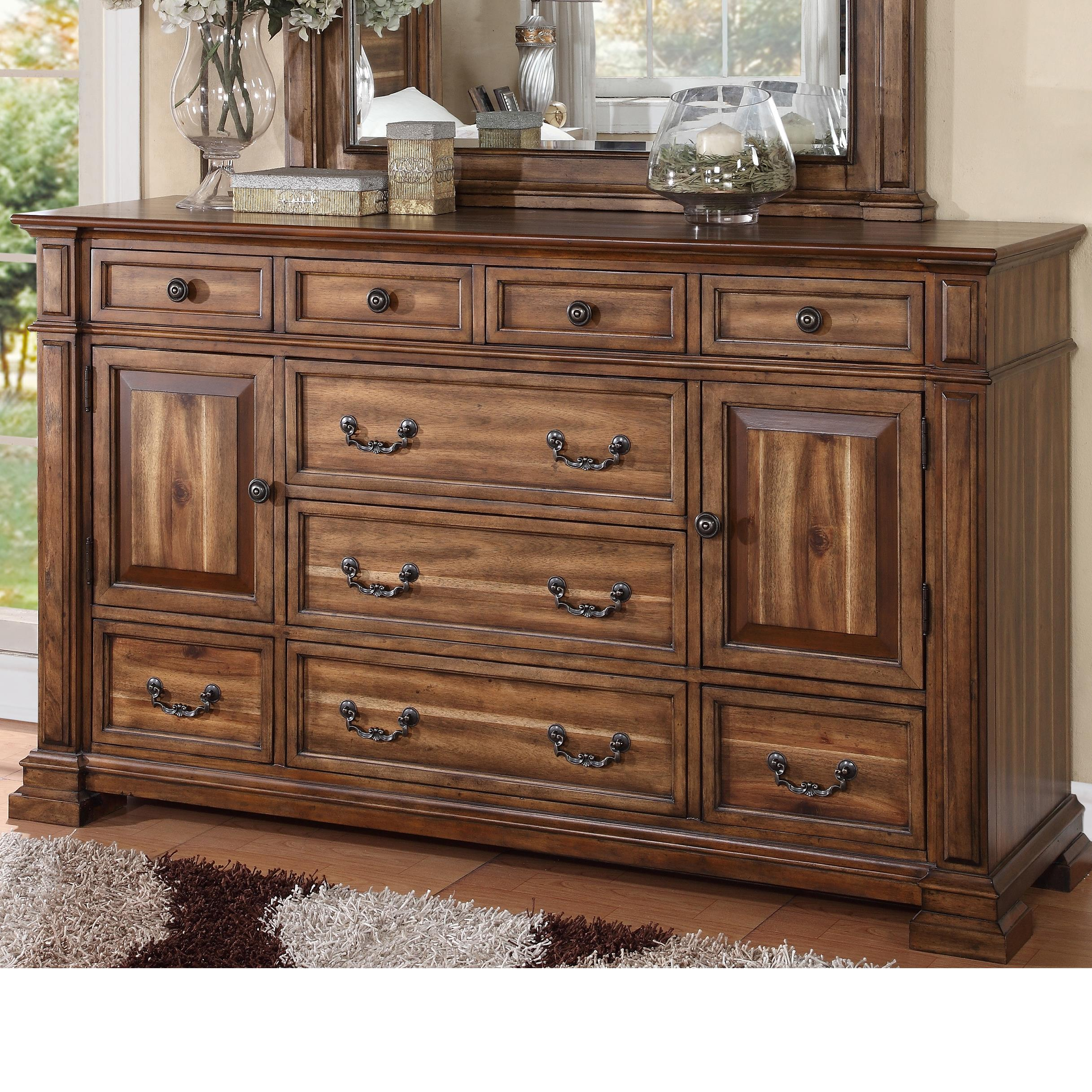 Legends Furniture Barclay Dresser - Item Number: ZBCL-7013