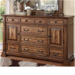 Legends Furniture Barclay Dresser
