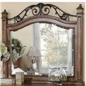 Vendor 1356 Barclay Mirror - Item Number: ZBCL-7014