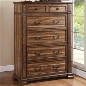 Legends Furniture Barclay Chest
