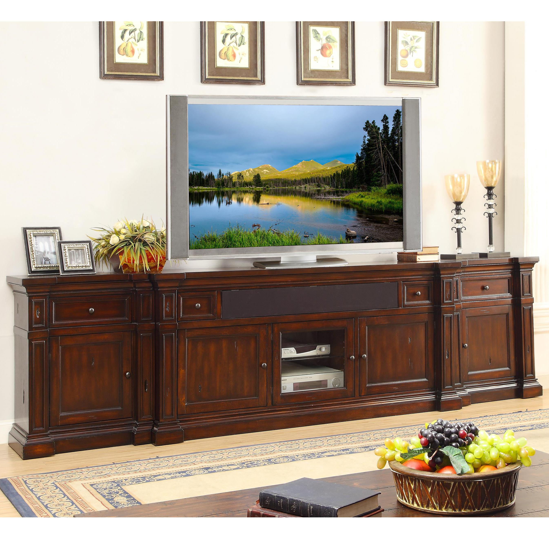 Legends Furniture Berkshire  Entertainment Unit - Item Number: ZBRK-1776+3001