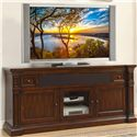 """Legends Furniture Berkshire  76"""" TV Console - Item Number: ZBRK-1776"""