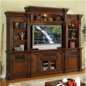 Vendor 1356 Berkshire  Wall Unit Entertainment Center