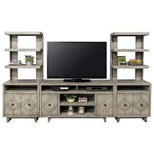 Vendor 1356 Beverly Collection Entertainment Wall Unit