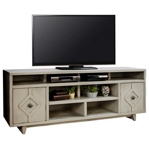 "Legends Furniture Beverly Collection Beverly 84"" TV Console"