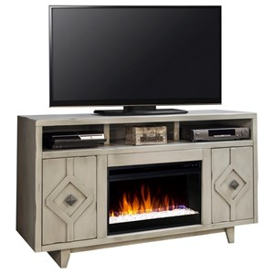 "Legends Furniture Beverly Collection Beverly 61"" Fireplace Console"