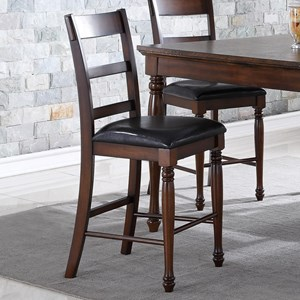 Legends Furniture Breckenridge Breckenridge Counter Height Stool