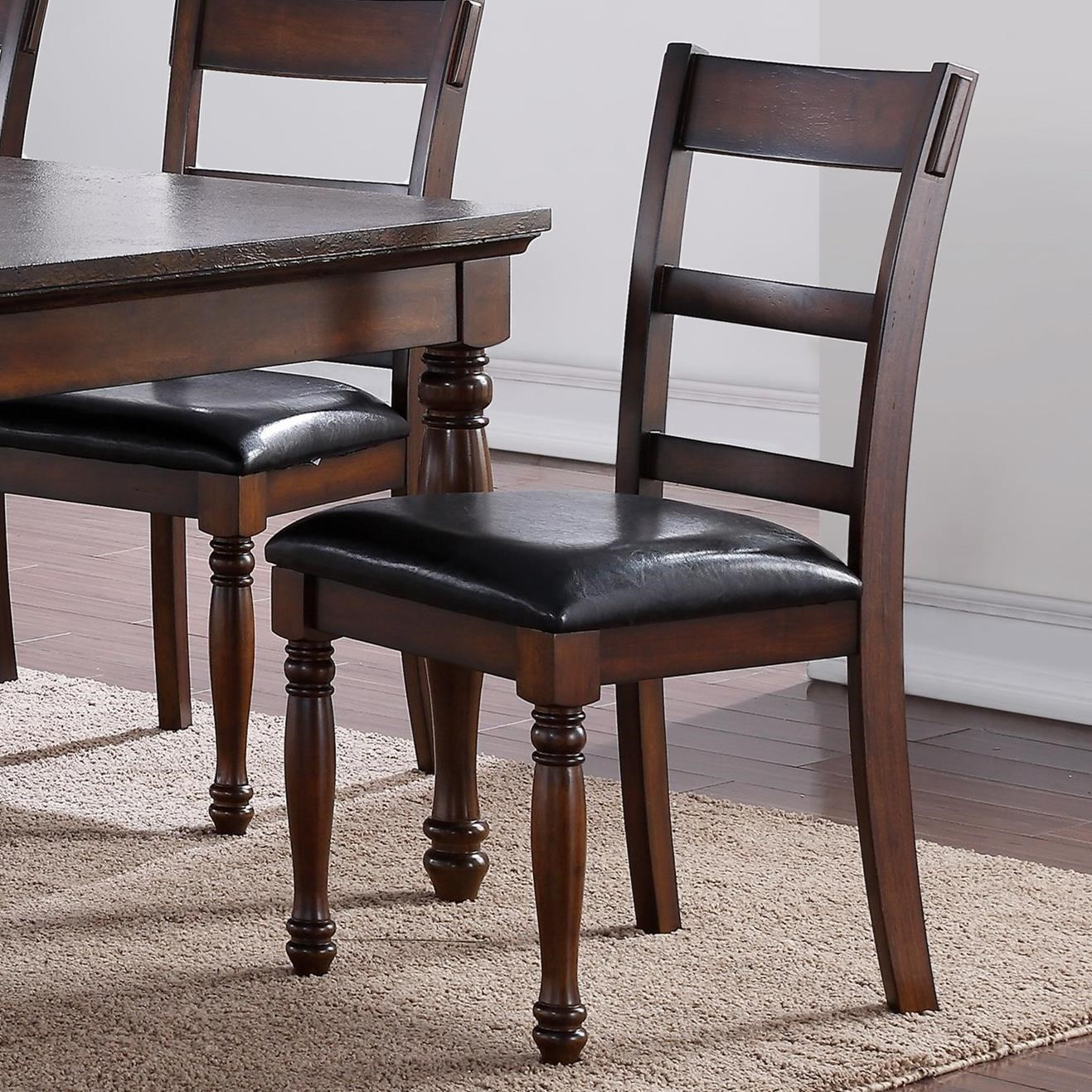 Legends Furniture Breckenridge Breckenridge Side Chair - Item Number: ZBRG-8061