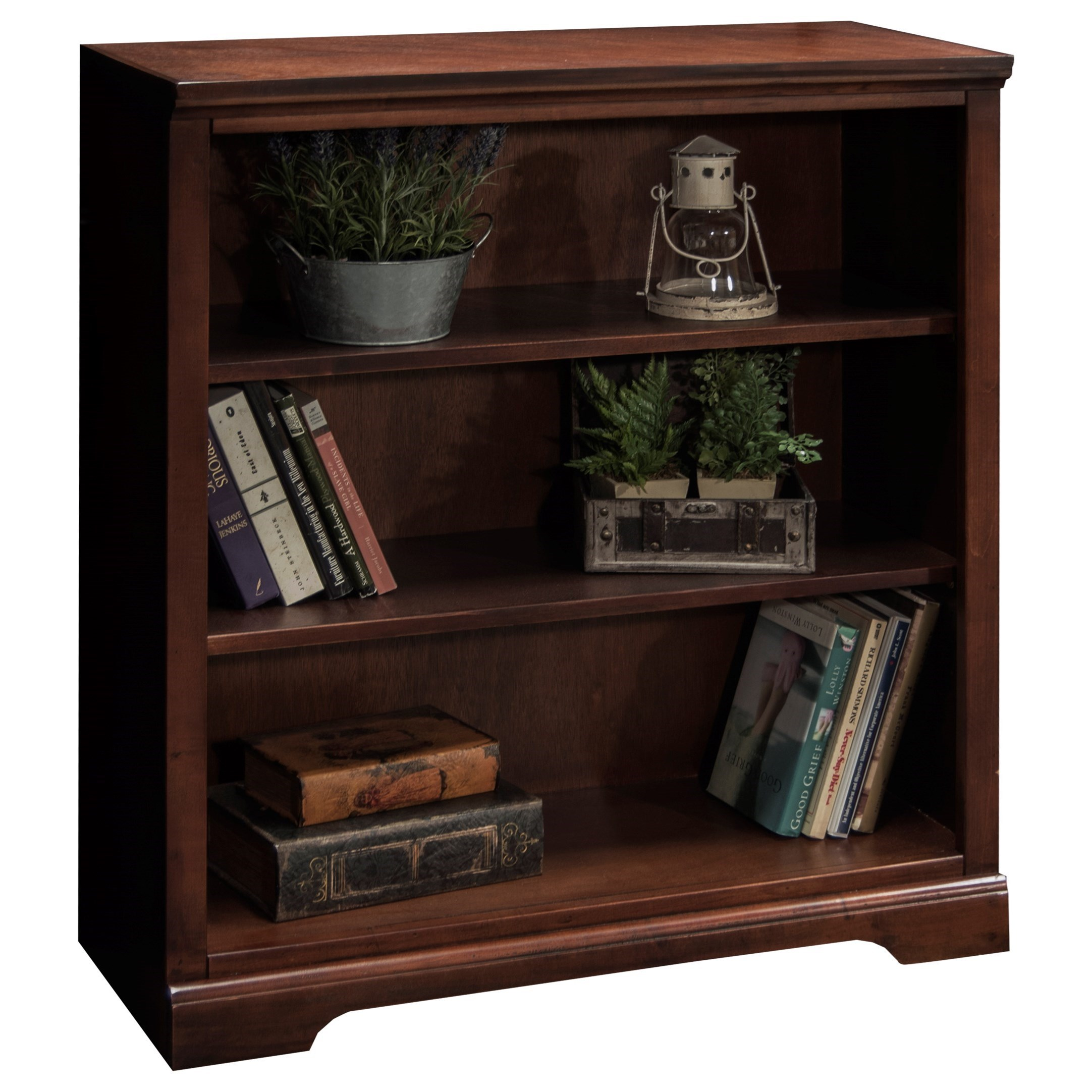 "Legends Furniture Brentwood Brentwood 36"" Bookcase - Item Number: BW6836.DNC"