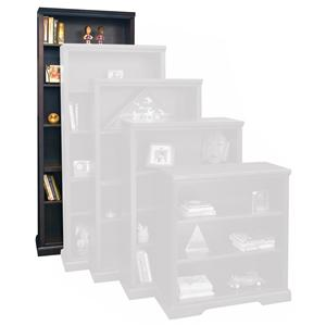 "Legends Furniture Brentwood Brentwood 84"" Bookcase"