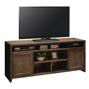 "Legends Furniture Brownstone Collection 72"" TV Console"
