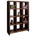 Legends Furniture Brownstone Collection Brownstone Room Divider - Item Number: BS6104-BRB
