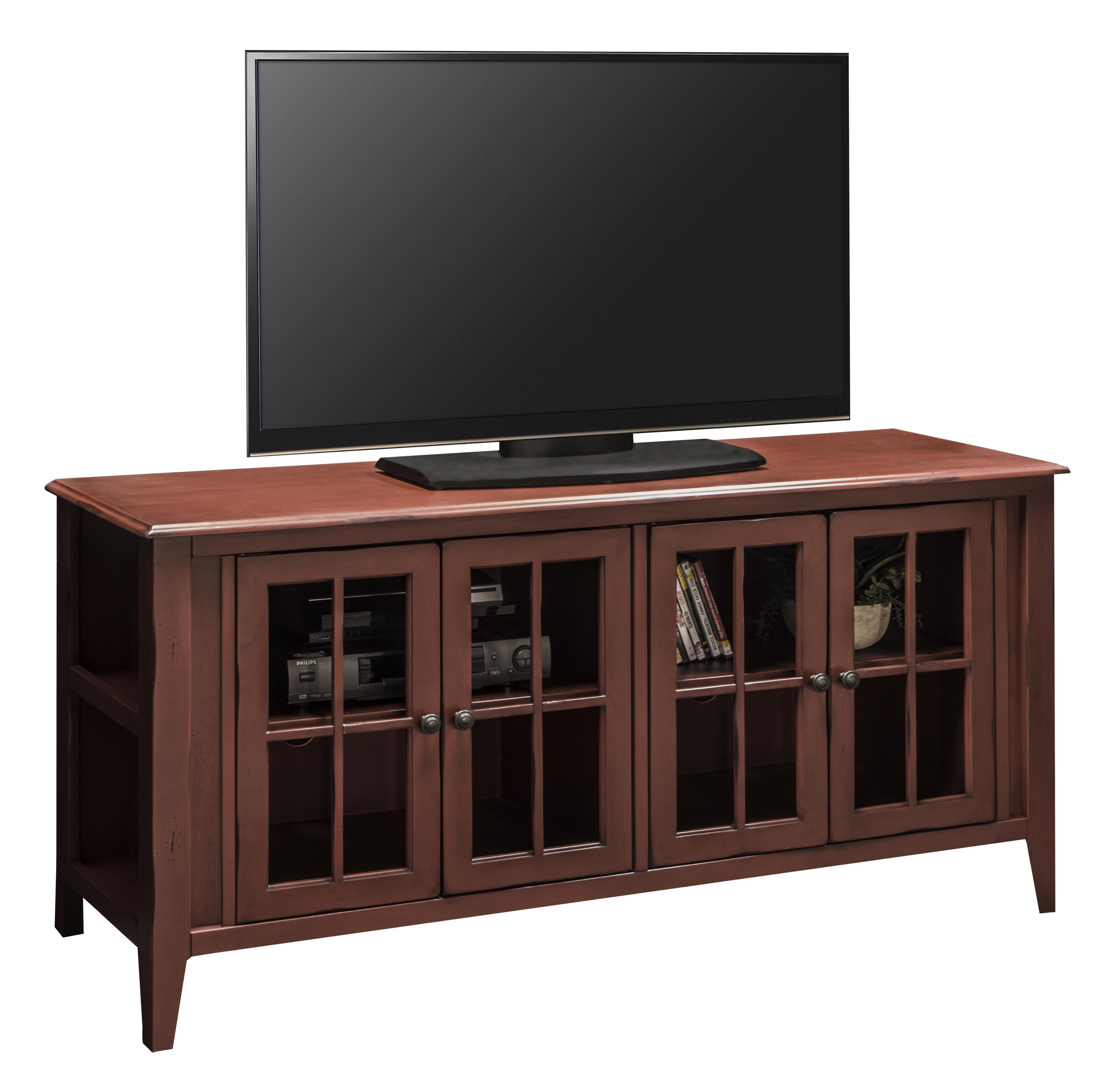 """Legends Furniture Calistoga Collection Calistoga 64"""" TV Console - Item Number: CA1351-RRD"""