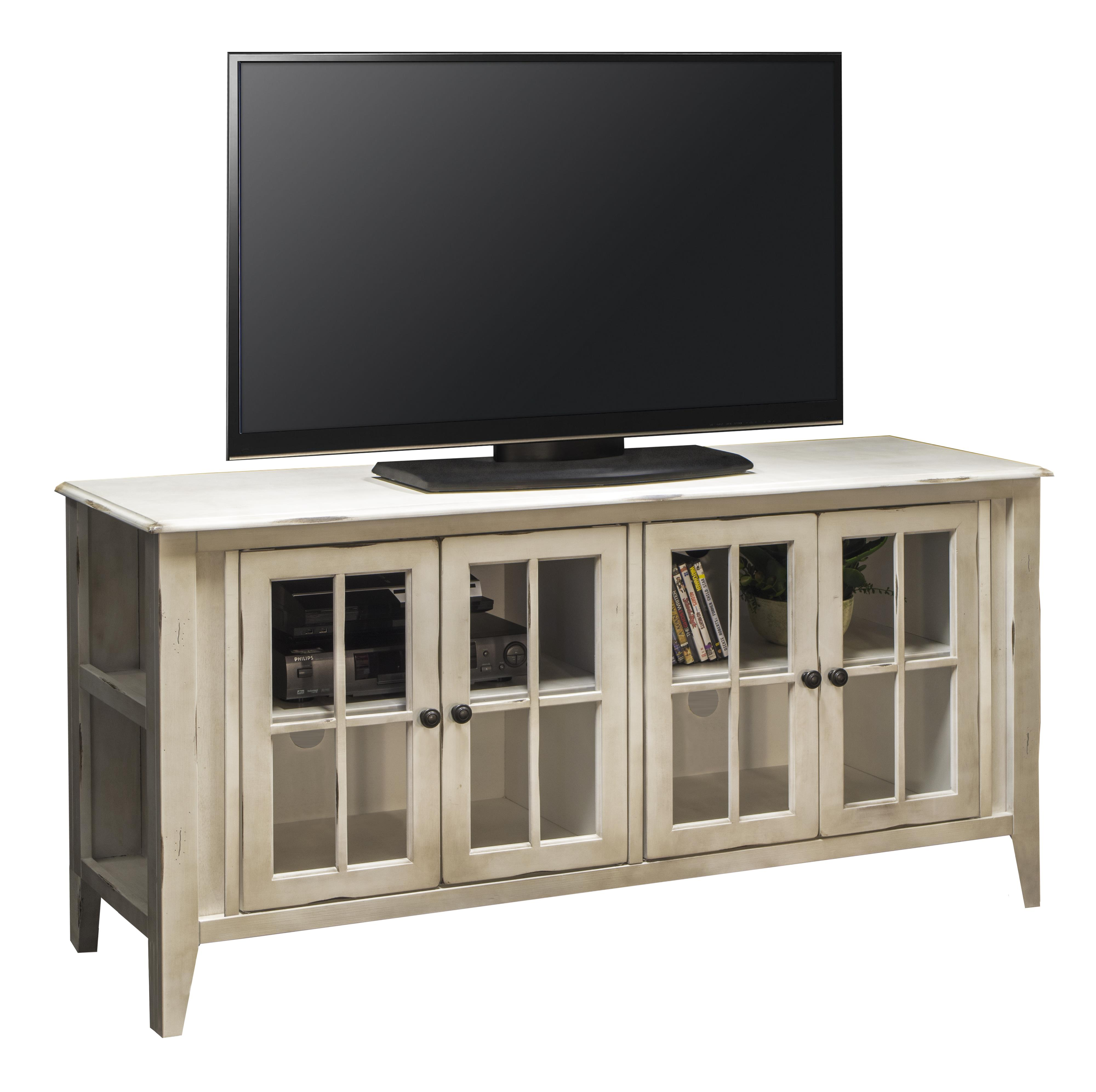 "Legends Furniture Calistoga Collection Calistoga 64"" TV Console - Item Number: CA1451-RWT"
